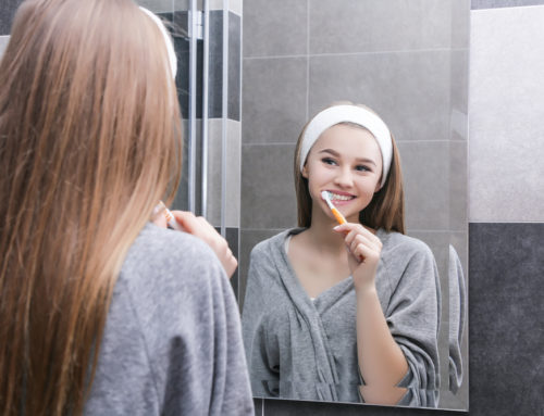 The Importance of Brushing your Teeth